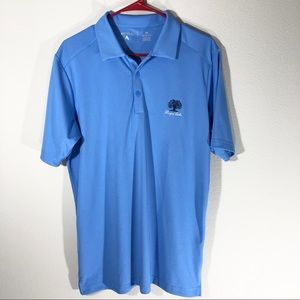 Antigua Vibrant Blue Polo From Royal Oaks
